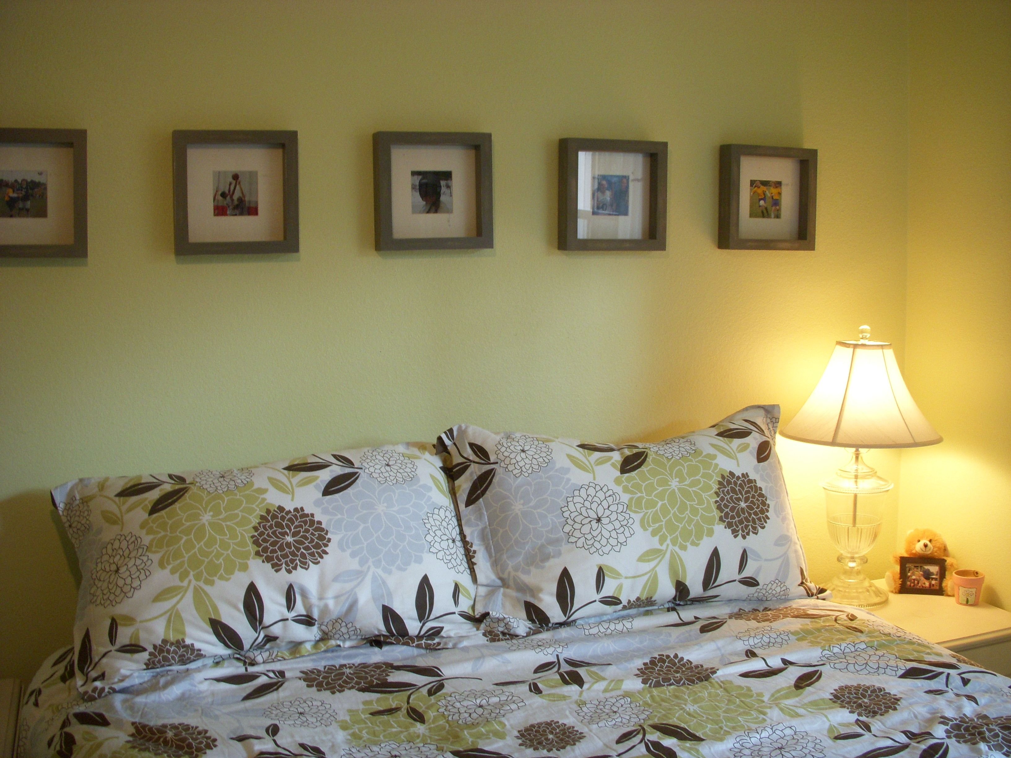 Best headboard decorating ideas to consider home decor - Bed without headboard ideas ...
