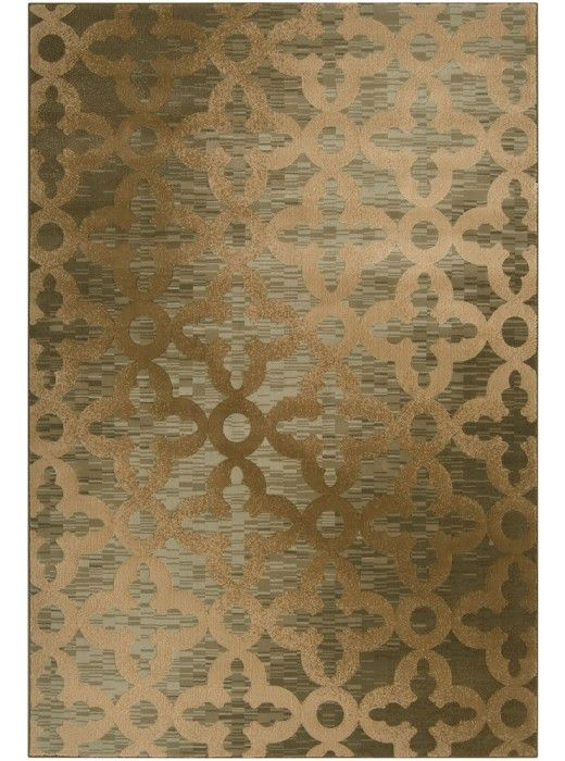 This Harmony Collection Earth Tone Rug Ham 1001 Is