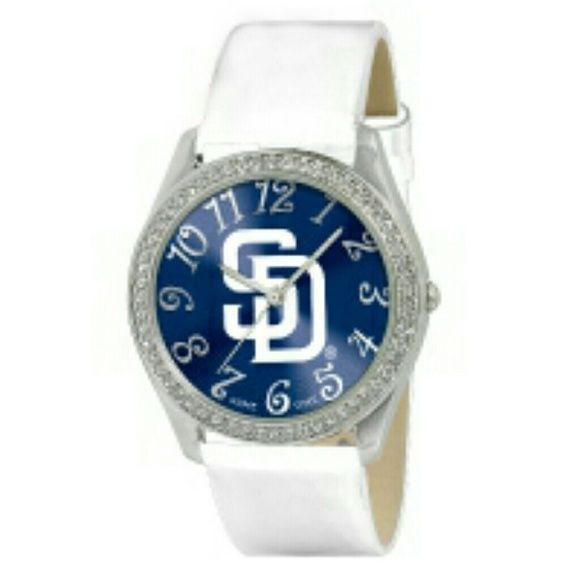 Mlb Women S Watch Nwt Diamond Watch Womens Watches Sport Watches