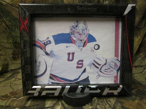 Home & Living 8 x 10 Hockey Stick Picture Frame