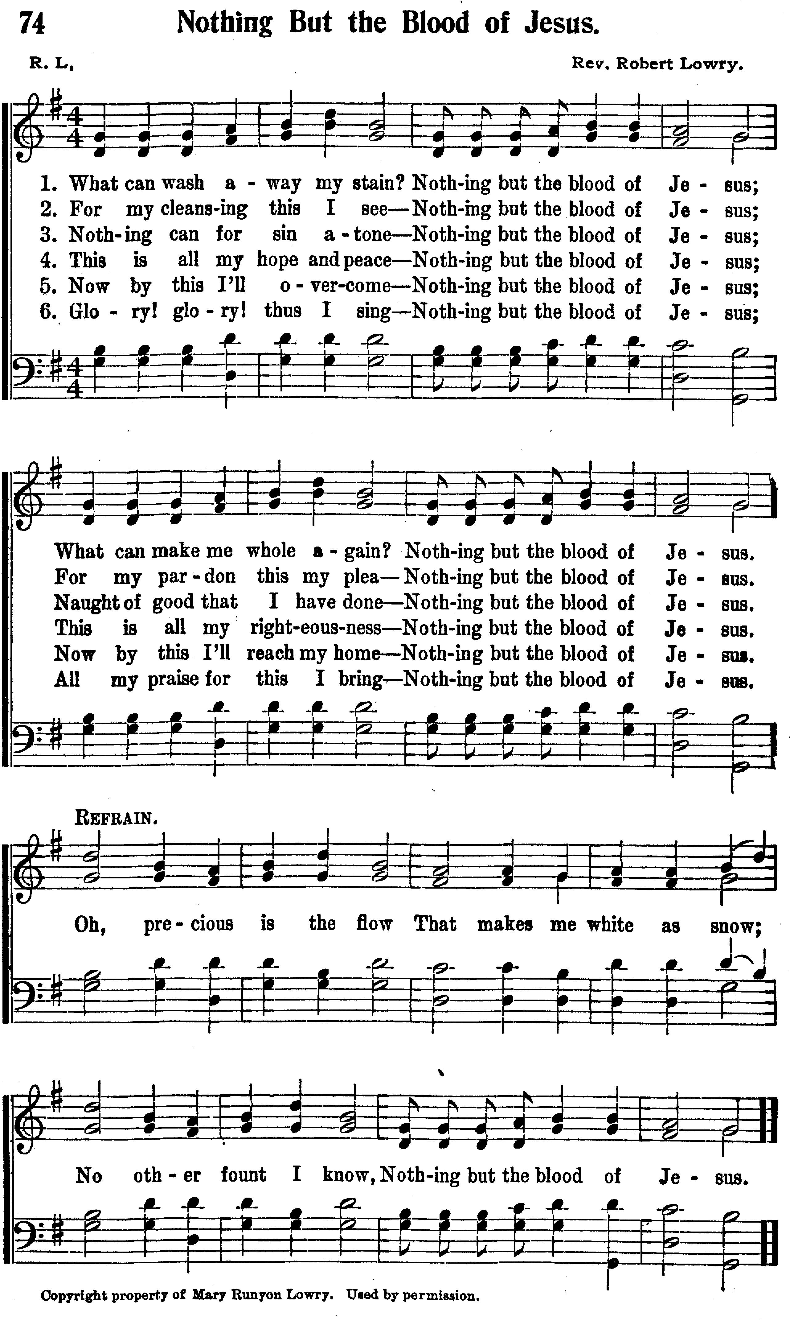 Easter Gospel Songs