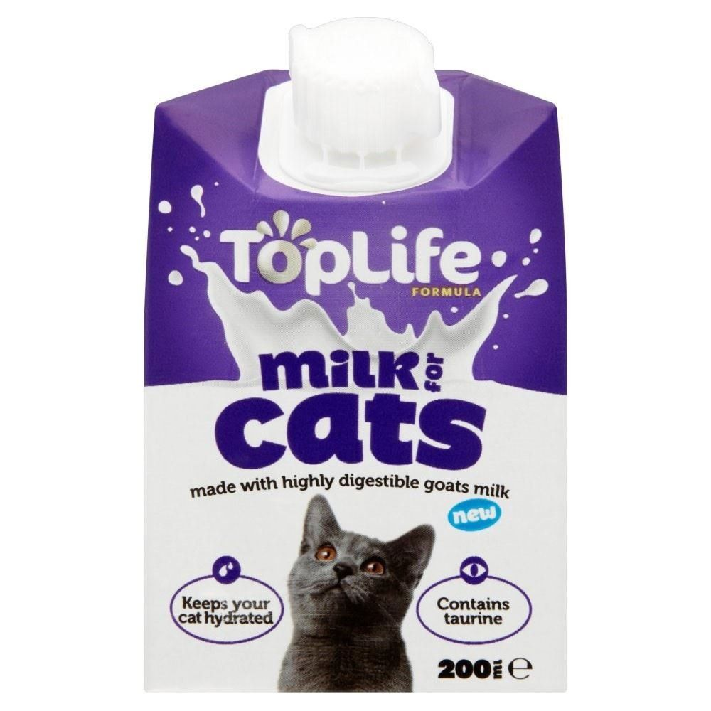 Top Life Formula Cat Milk 200ml You Can Get Additional Details At The Image Link This Is An Affiliate Link And With Images Cat Food Formula Milk Cat Treats Homemade
