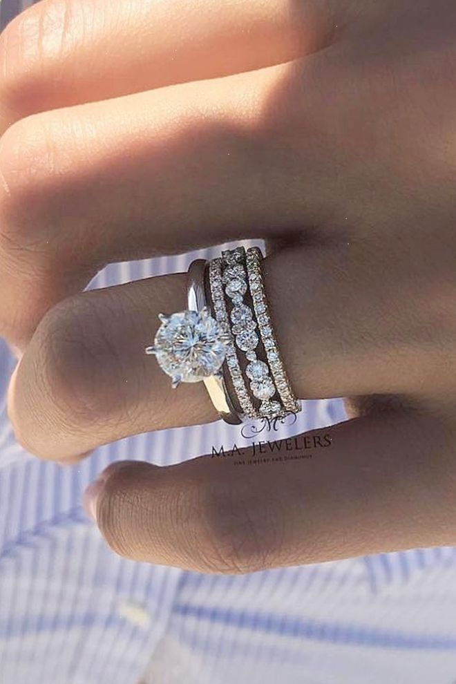 Marriage Rings 30 The Most Beautiful Gold Engagement Rings Gold Engagement Ring Diamond Wedding Sets Gold Solitaire Engagement Ring Vintage Engagement Rings