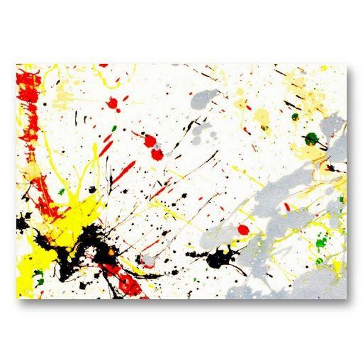 Paint Splatter Zazzle Com Painting Paint Splatter Art