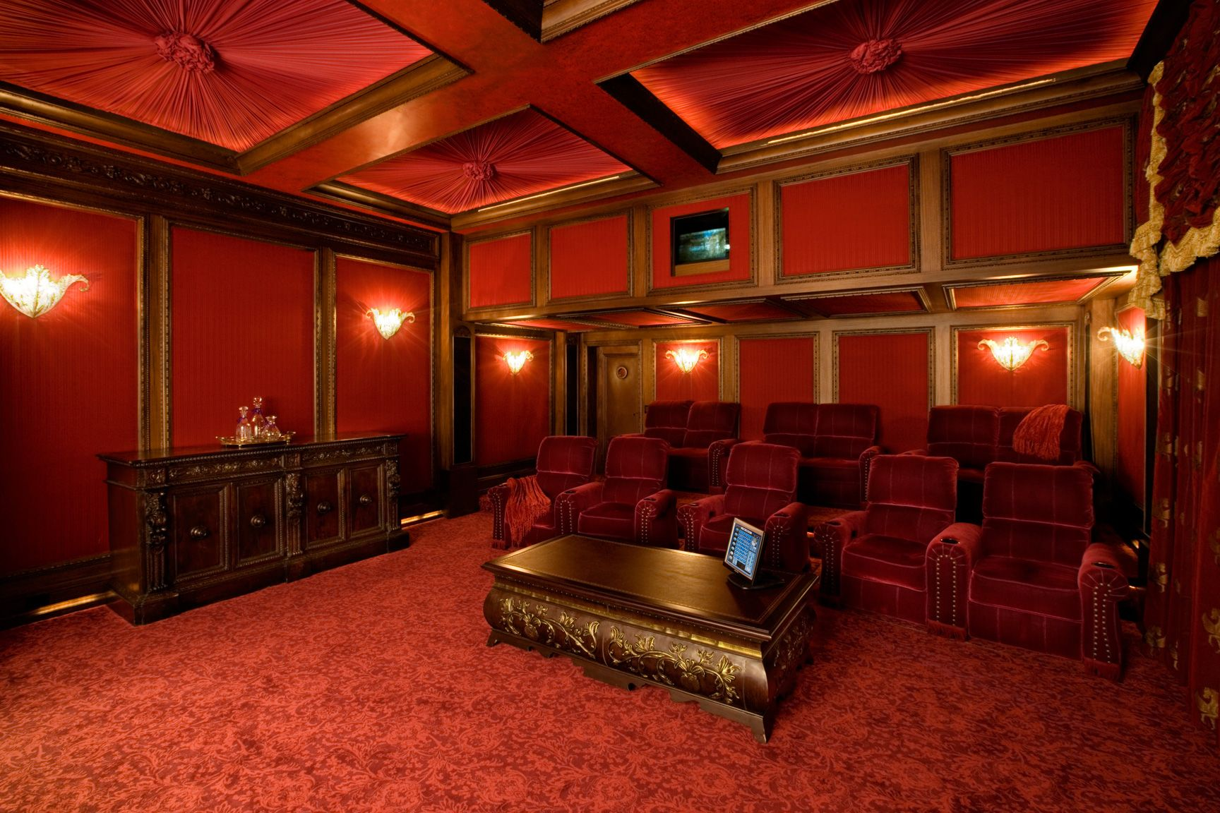 Luxury Seating Luxury Seating Home Theater Rooms Home