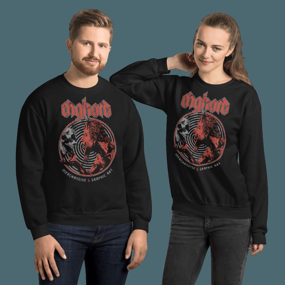 Bereshit | Unisex Sweatshirt - Black / S