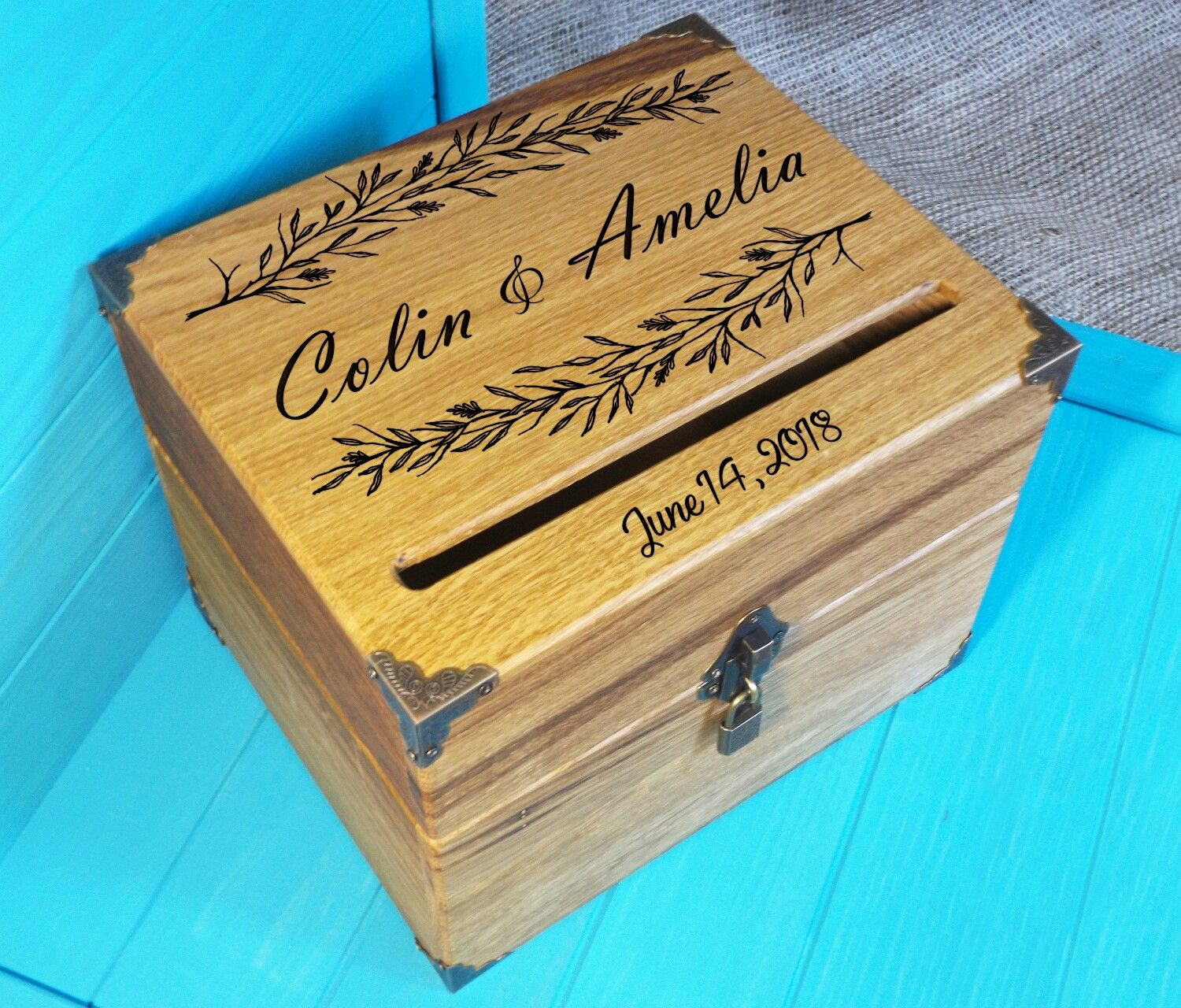 Excited To Share The Latest Addition To My Etsy Shop Card Box