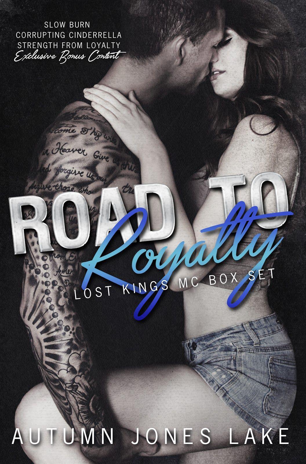 Road to Royalty: Lost Kings MC Box Set  (Includes books 1-3, plus bonus…