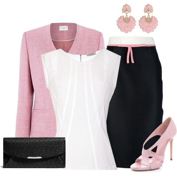 """Work ready"" by borntoread on Polyvore"