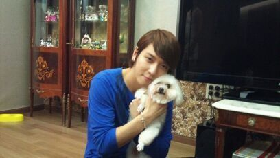 Idols And Their Super Duper Adorable Pets Part 2 Cute Animals Pets Cnblue