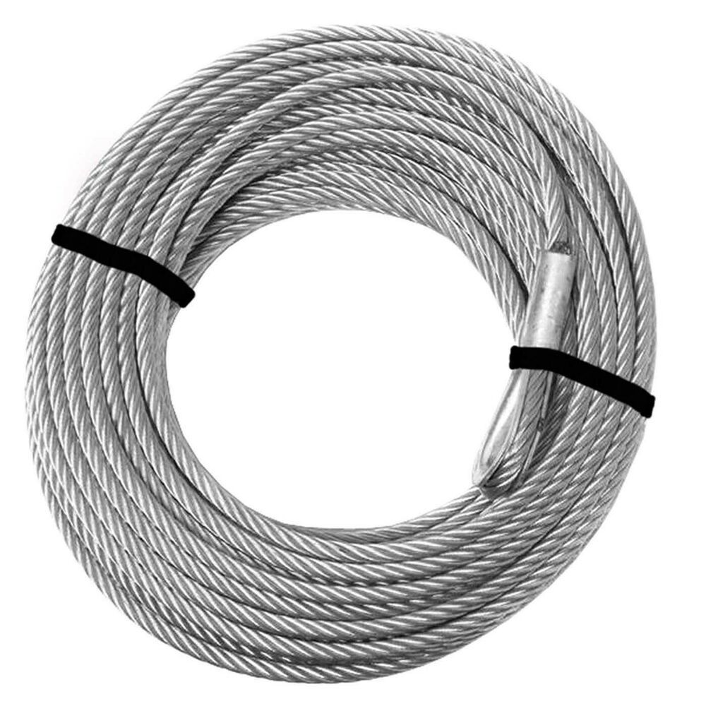 Ebay Sponsored Kfi Utv Cbl 4kw Utv Winch Replacement Cable For 4000 5000 Lbs Wide Winches Winch Cable Winch Stainless Steel Cable