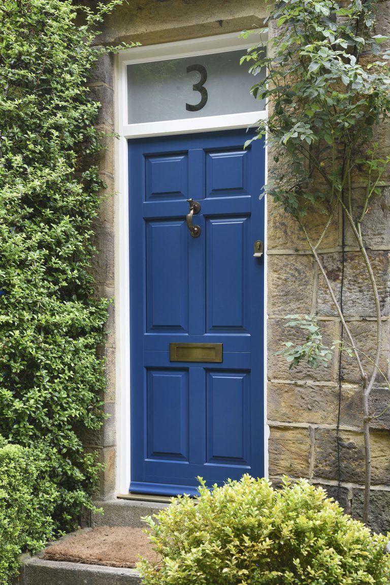 Timber Entrance Doors | Timber Front Door | Double Glazed Timber Doors