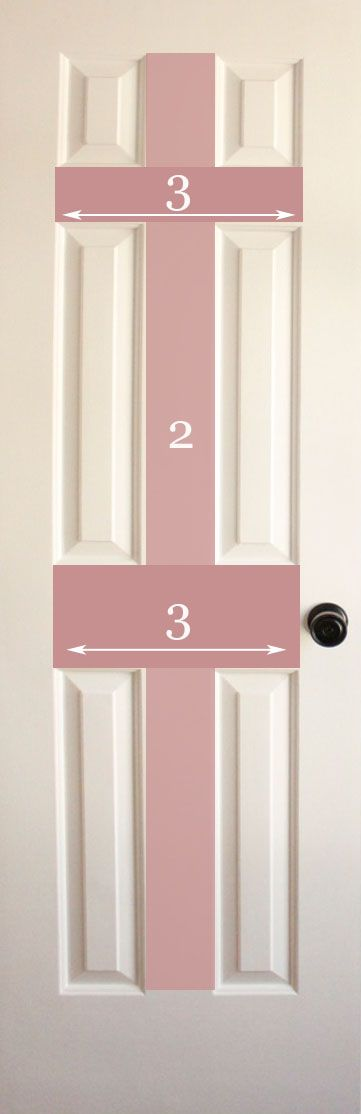 good how-to on painting interior doors