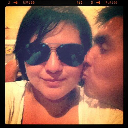 Awwwe!! Isai and i