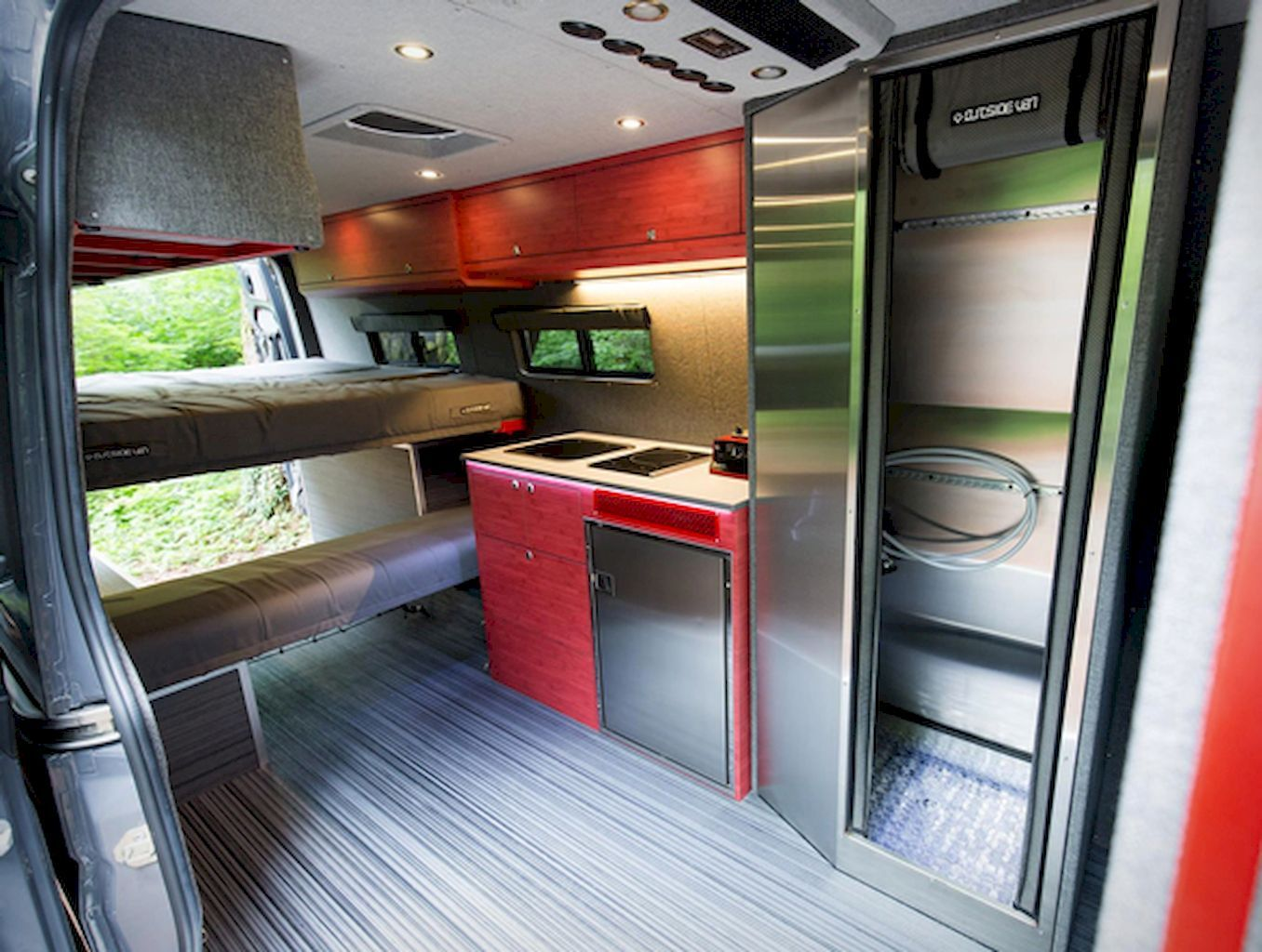 great camper van interior decor ideas van interior
