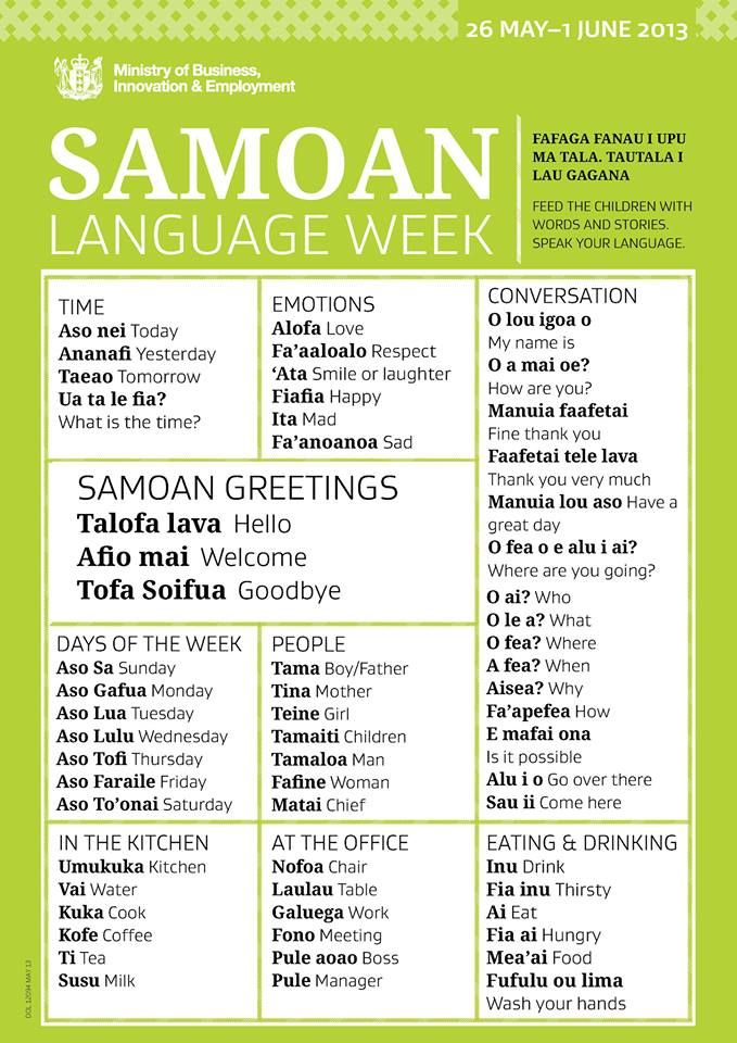 Samoan language week 2013 good quotes in 2018 pinterest samoan language week 2013 m4hsunfo