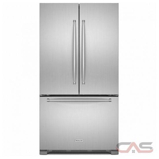 Kitchenaid Krfc300ess French Door Refrigerator 36 Width