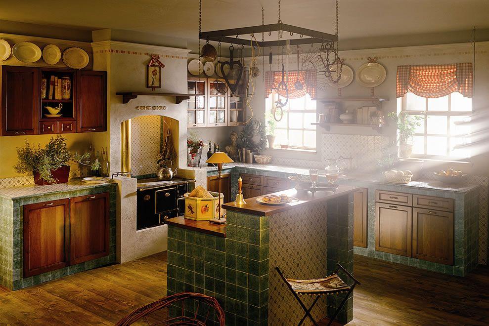 AURORA Cucine design cucine country chic cucine in muratura ...