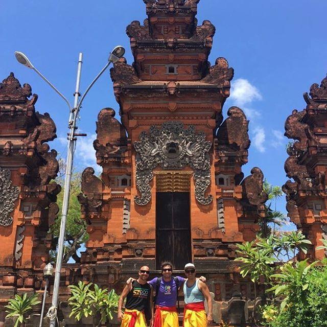Bali Temple Near Seminyak