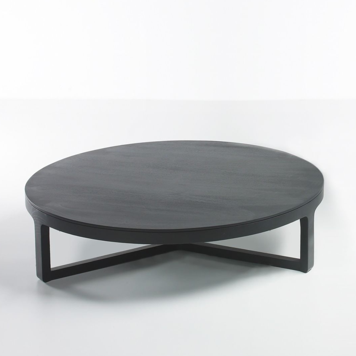 Ema Coffee Table Round Coffee Table Modern Round Wood Coffee Table Coffee Table [ 1182 x 1182 Pixel ]