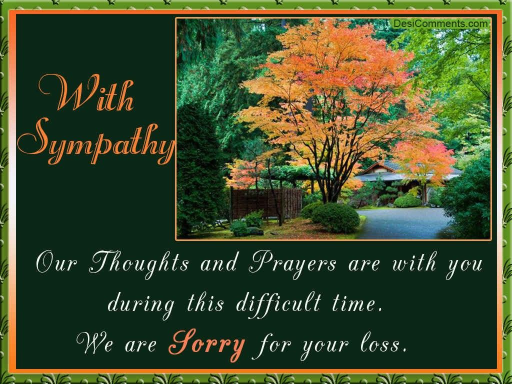 Sorry For Your Loss Quotes To Rusty And His Familysorry For Your Loss Of Your Dad Larry He