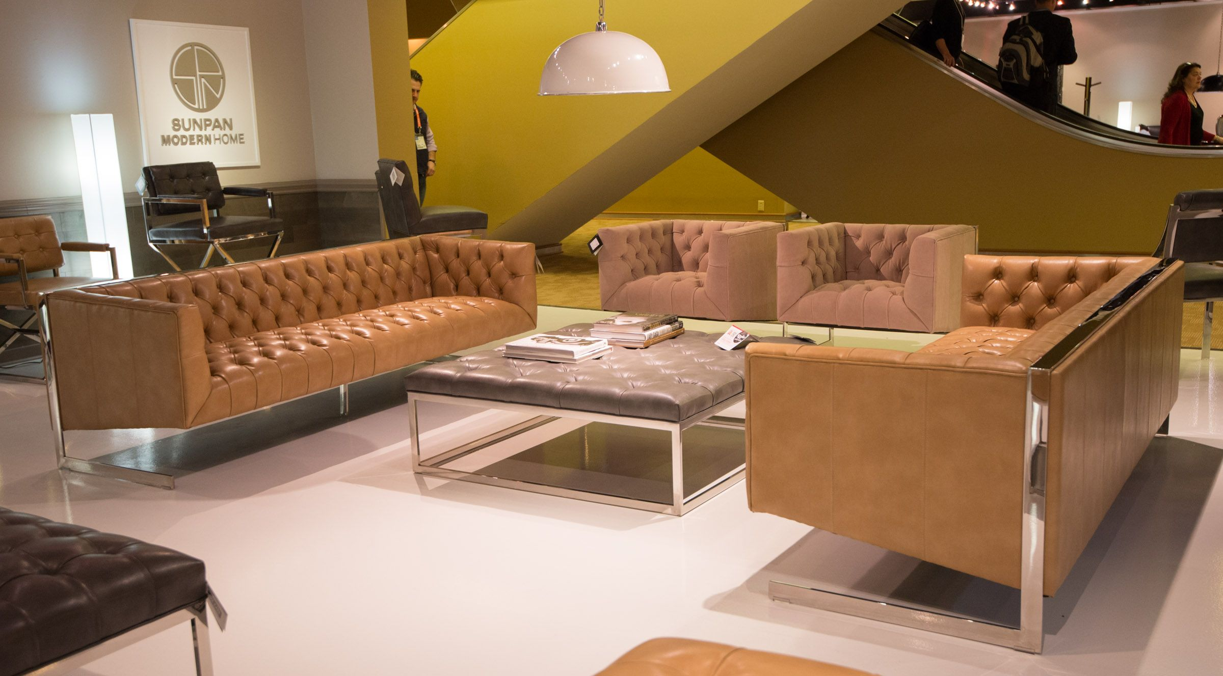 Viper Sofa And Viper Armchairs - Pilot Coffee Table