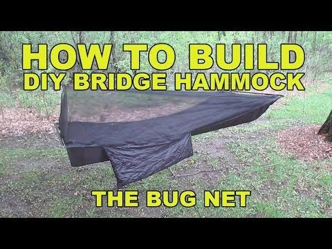diy bridge hammock bug     youtube   hammock camping   pinterest   hammock bug   diy bridge hammock bug     youtube   hammock camping   pinterest      rh   pinterest co uk