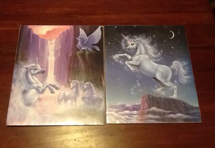 mystical unicorn unicorns poster board print hang r frame new