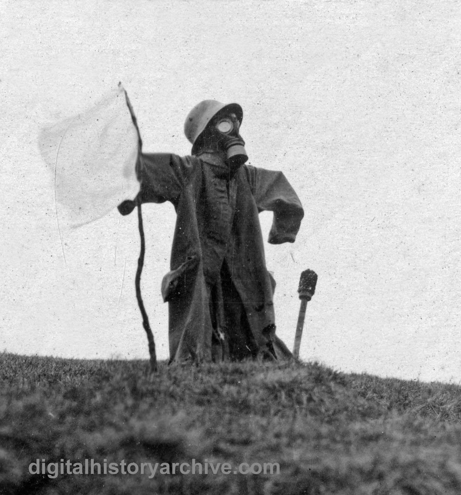 WWI, 1918. A surrender \