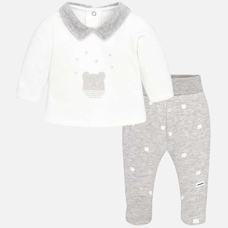ce11a2051 MAYORAL BABY BOYS COLLARED SHIRT SET | Products | Collar shirts ...