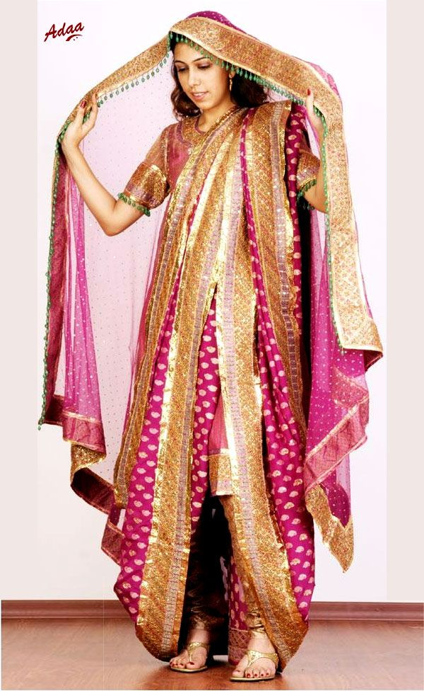 Khada dupatta traditional hyderabadi muslim wedding dress for Indian muslim wedding dress