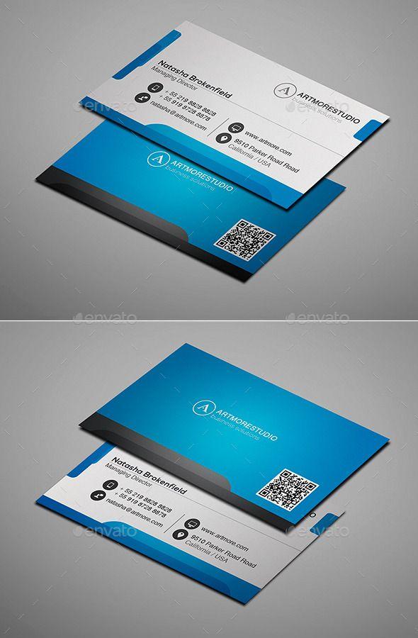 Simple Business Card Vol Ix Simple Business Cards Business Cards Printable Business Cards