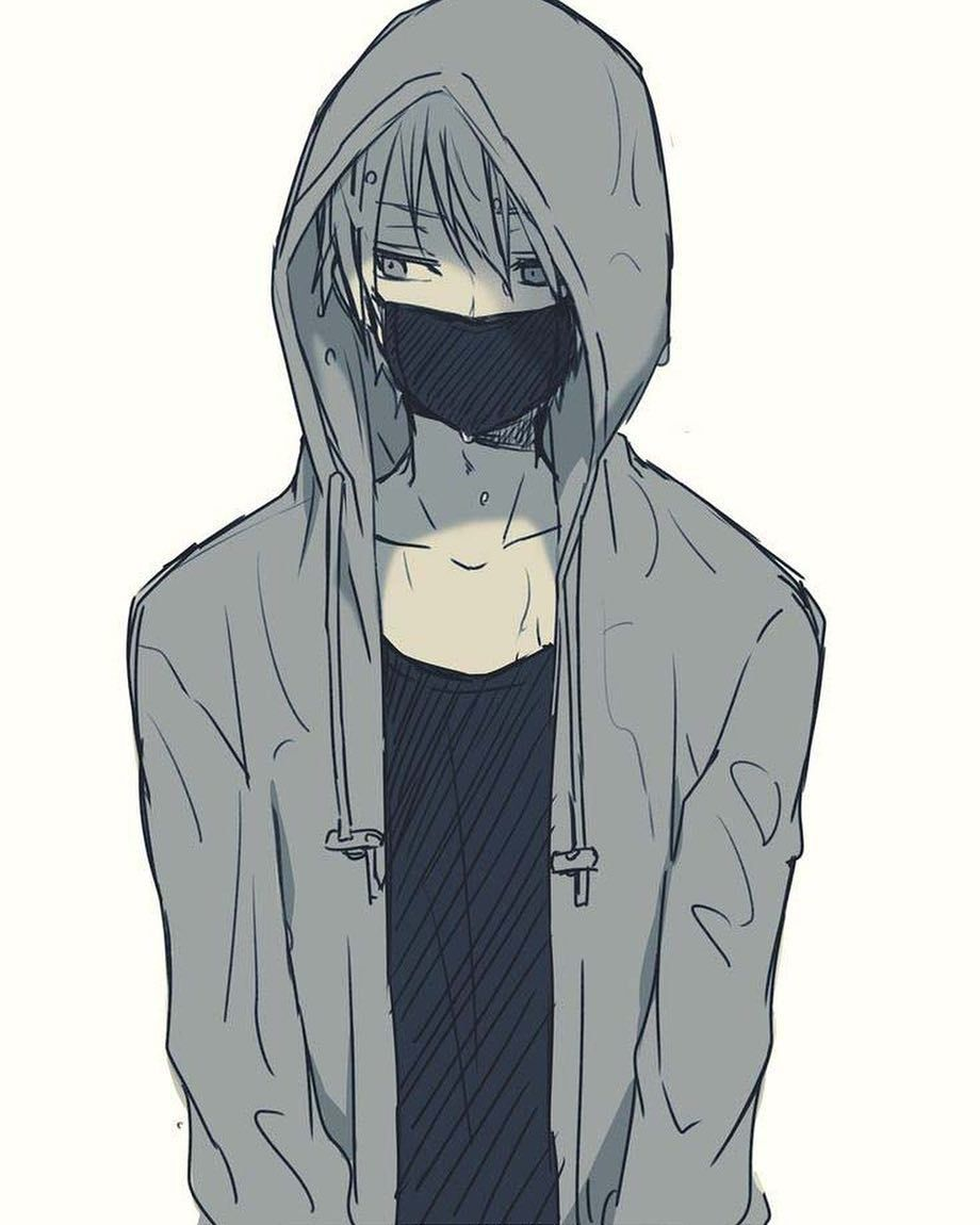 Cool Anime Drawings Wallpapers Google Search In 2020 Anime Boy Sketch Cute Anime Guys Anime Hoodie