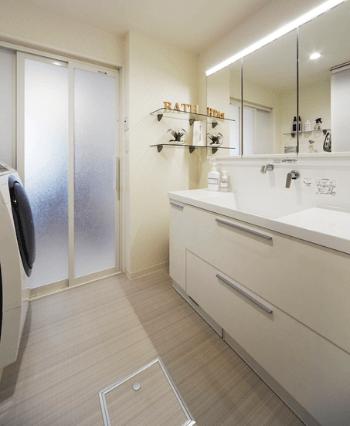 洗面台メーカー人気の8社を徹底比較 おしゃれなおすすめ品は リフォーム費用の一括見積り リショップナビ 洗面台 洗面化粧台 おしゃれ 収納 アイデア