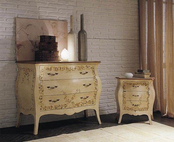 Decori Mobili ~ Mobili decorati decorazione di mobili decorati a mano