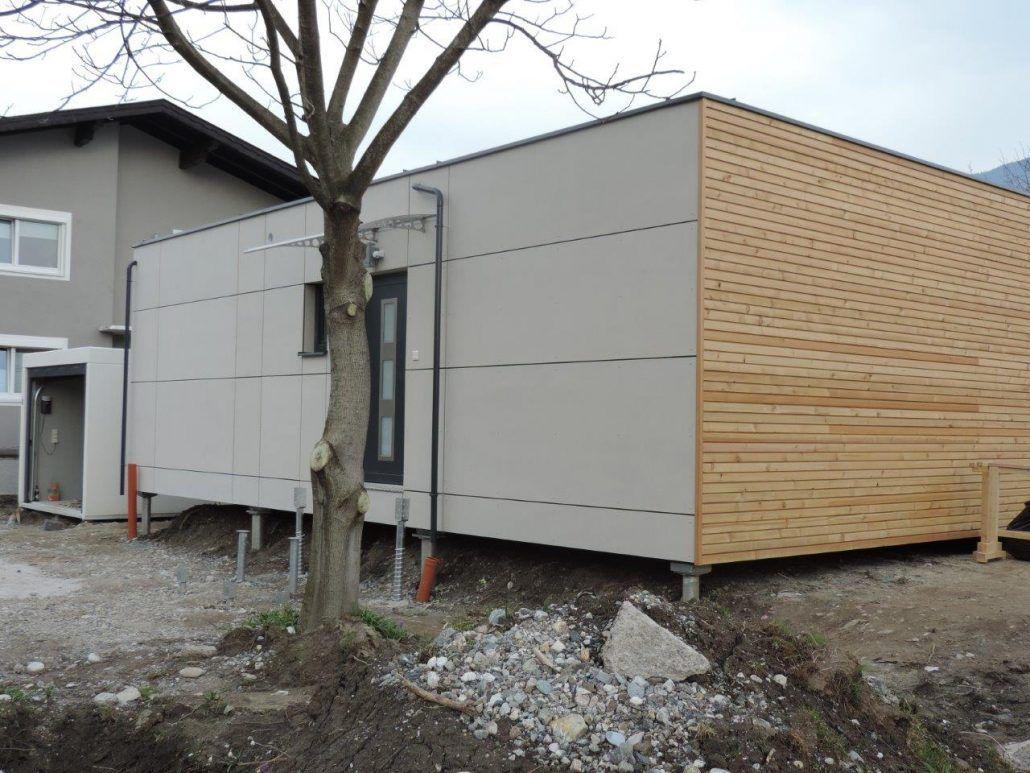 Modul 76 Casaplaner Modulhaus Schweiz Architektur