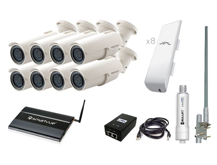 Best Wireless Outdoor Surveillance Camera System Protect your ...
