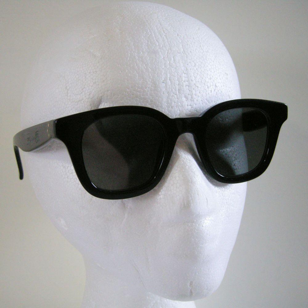 427b3790e6a5 Authentic CELINE CL 41376 S Black (807VL) 100% UV Sunglasses 145mm NO CASE  Italy  Celine