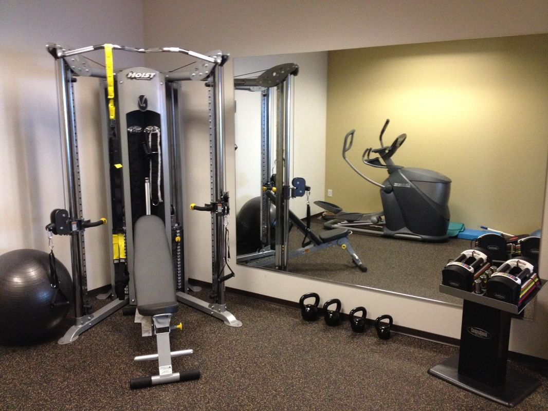 Home gym design solid fitnes