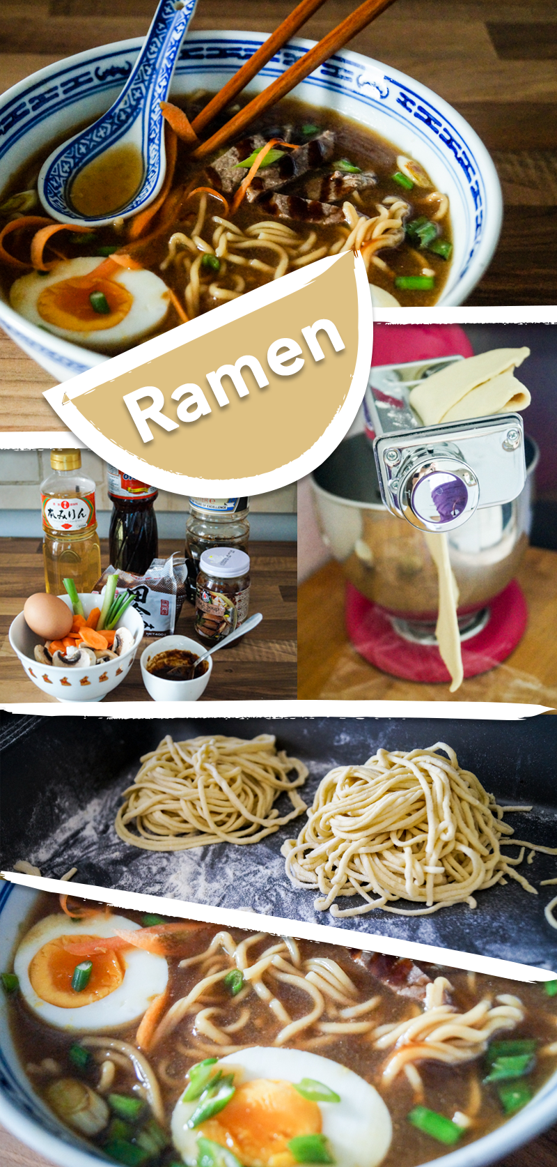 Photo of Ramen – a Japanese noodle soup – Tasty-Sue