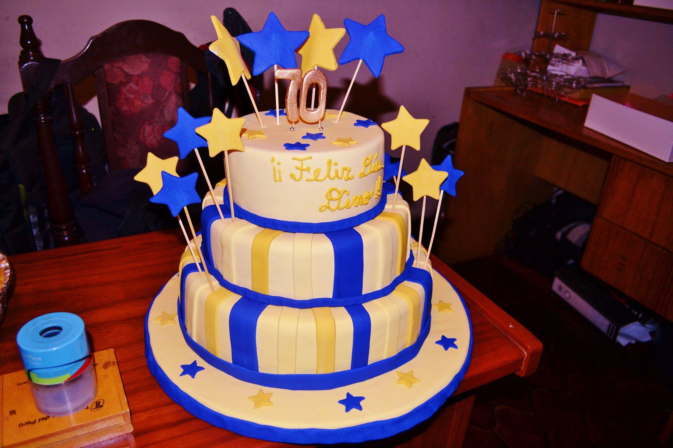 Tortas, Cumpleaños Y