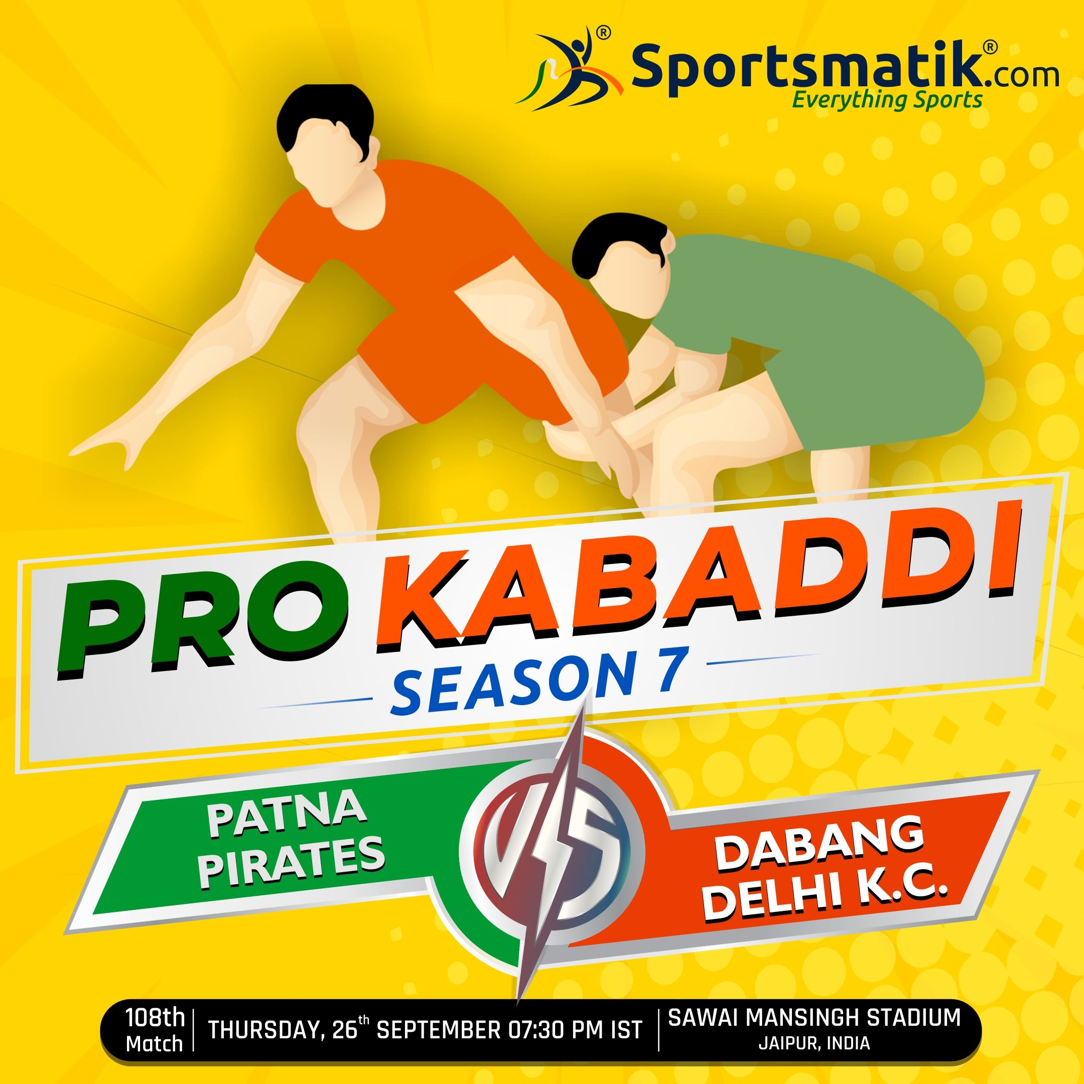 Pin By Sportsmatik On Sports Events Pro Kabaddi League List Of All Sports Sports