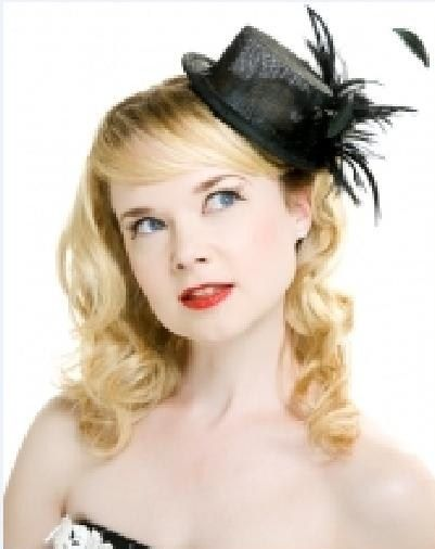 Mini Top Hat Fascinator Fascinators Victoriana And Fashion