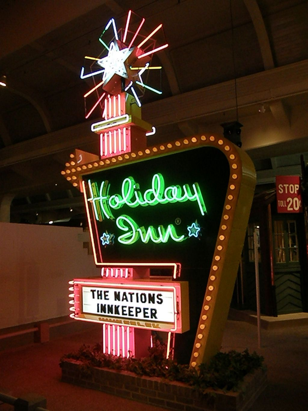 Holiday Inn-stayed In Family Vacations