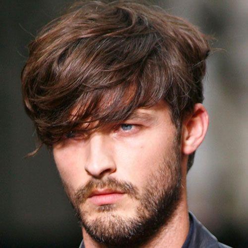 Medium Hairstyles Men mens medium length hairstyles gallery medium hairstyles for men fashionbeans 43 Medium Length Hairstyles For Men