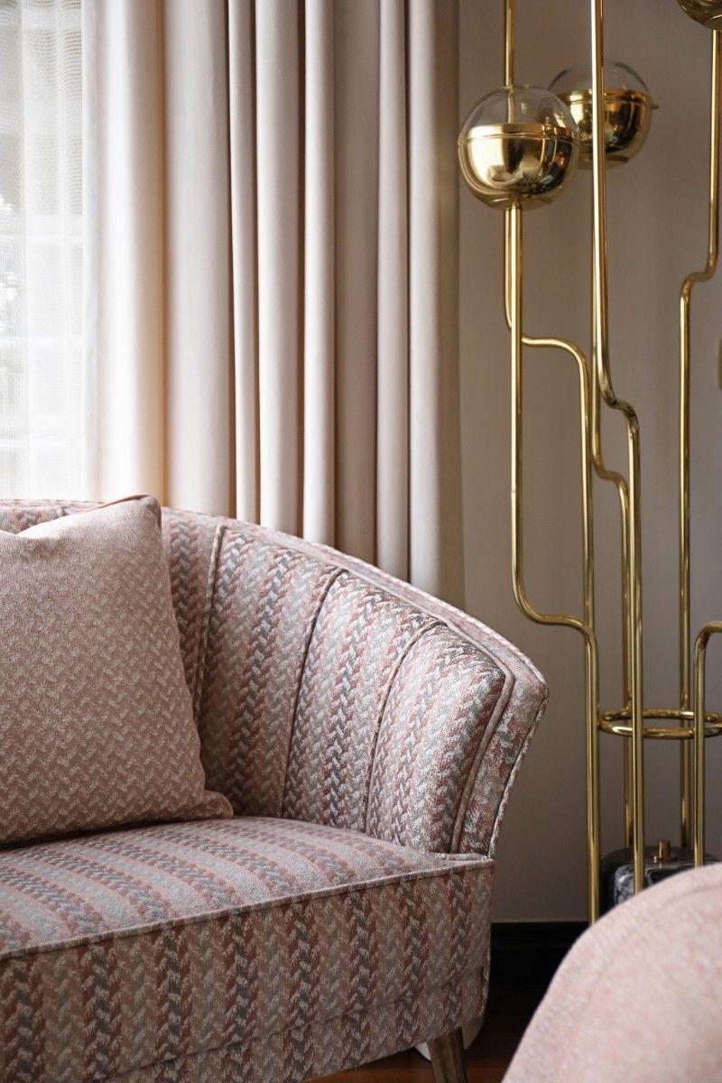 Incredible Furniture Ideas For Modern Alpine Design Decoration In