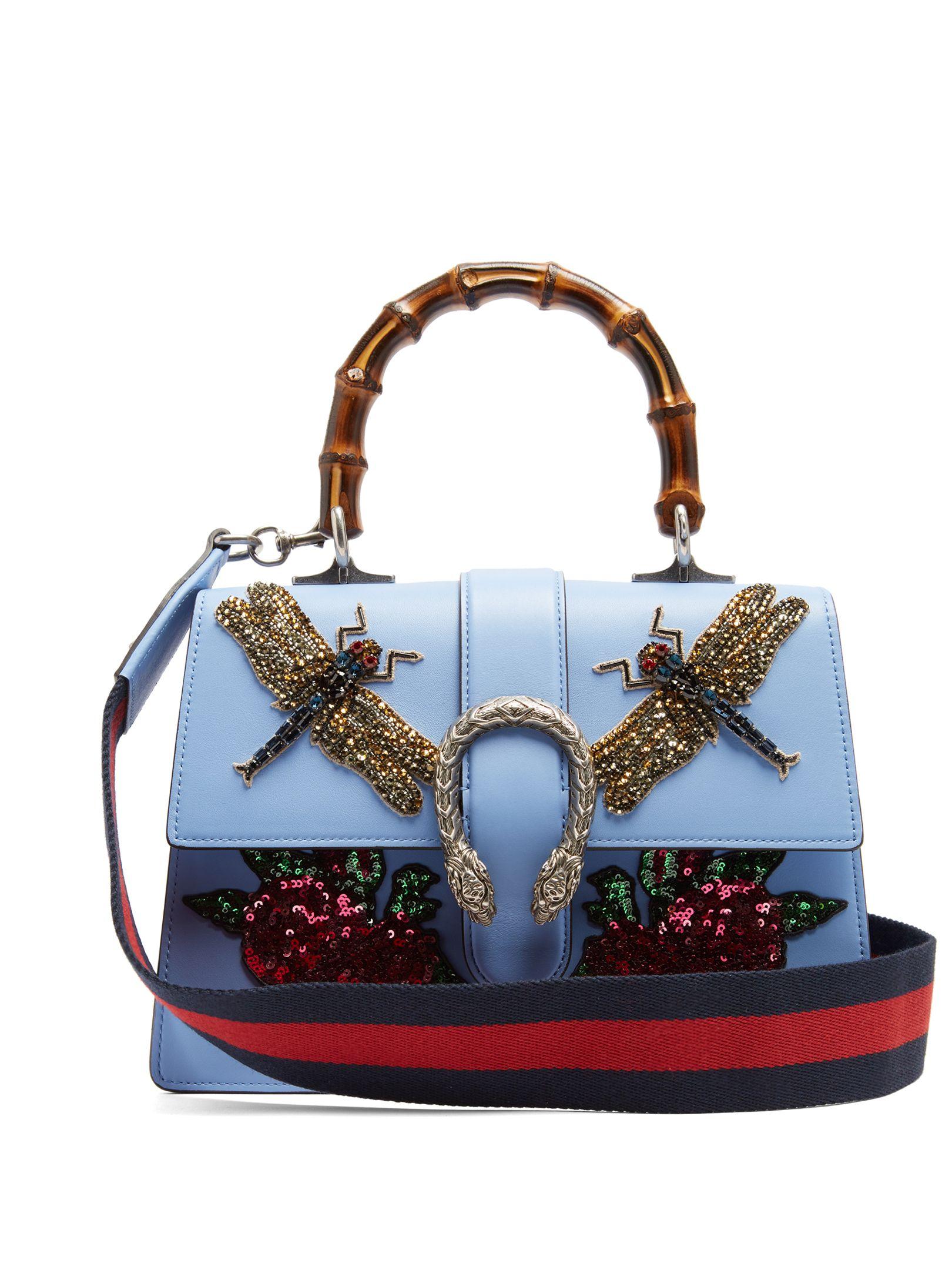 908b4885248b Dionysus medium bamboo-handle leather bag | Gucci | MATCHESFASHION.COM AU