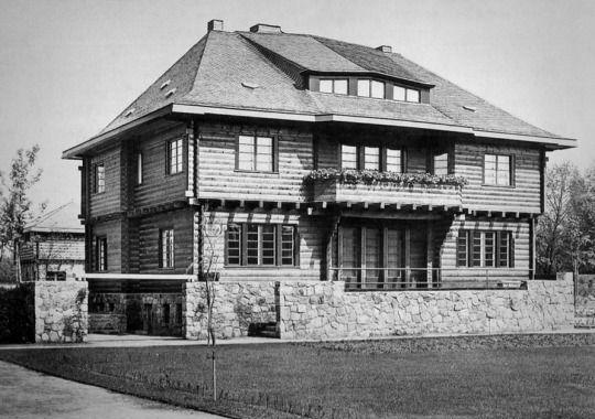 326 walter gropius adolph meyer adolf sommerfeld house