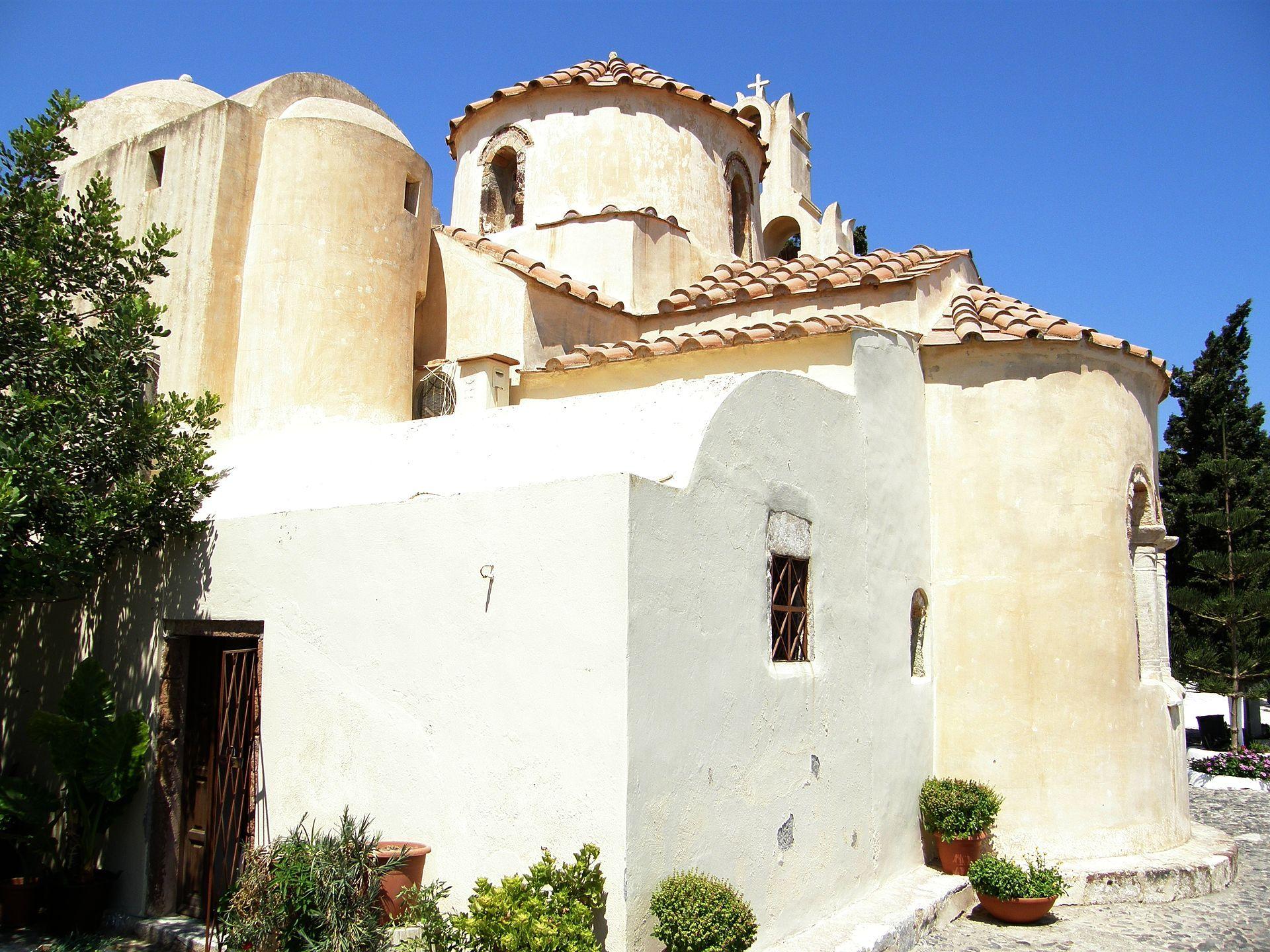 Episkopi Gonias (2797558143) - Santorini - Wikipedia, the free encyclopedia