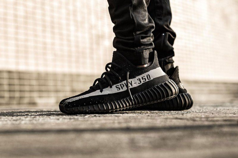 d5dc8edf9 Here s the Official Store List for the adidas Originals YEEZY BOOST 350 V2  CORE BLACK CORE WHITE